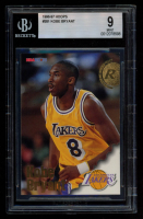 Kobe Bryant 1996-97 Hoops #281 RC (BGS 9) at PristineAuction.com
