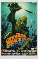 """Ricou Browning Signed """"Creature from the Black Lagoon"""" 11x17 Photo (JSA COA) at PristineAuction.com"""