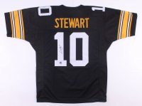 Kordell Stewart Signed Jersey (Pro Player Hologram) at PristineAuction.com