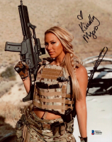 Kindly Myers Signed 8x10 Photo (Beckett COA) at PristineAuction.com