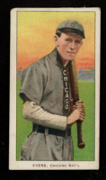 Johnny Evers 1909-11 T206 #167 (Trimmed) at PristineAuction.com