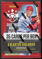 2020 Panini Diamond Kings Blaster Box at PristineAuction.com