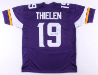 Adam Thielen Signed Jersey (TSE COA) at PristineAuction.com