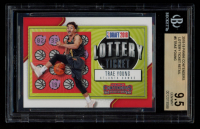 Trae Young 2018-19 Panini Contenders Lottery Ticket Retail #5 (BGS 9.5) at PristineAuction.com