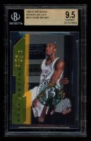 Kobe Bryant 1996 Score Board Rookies Die Cuts #13 RC (BGS 9.5) at PristineAuction.com