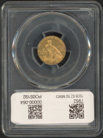 1928 $2.50 Indian Head Gold Coin (PCGS MS 63) at PristineAuction.com