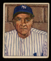 Casey Stengel 1950 Bowman #217 at PristineAuction.com