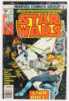 "1978 ""Star Wars"" Issue #15 Marvel Comic Book at PristineAuction.com"