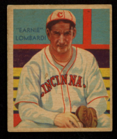 Earnie Lombardi 1935 Diamond Stars #36 at PristineAuction.com