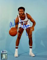 Walt Frazier Signed Knicks 8x10 Photo (Beckett COA) at PristineAuction.com