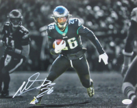 Miles Sanders Signed Eagles 11x14 Photo (JSA COA) at PristineAuction.com