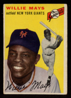 Willie Mays 1954 Topps #90 at PristineAuction.com