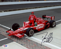 Dario Franchitti Signed 8x10 Photo (PSA COA) at PristineAuction.com