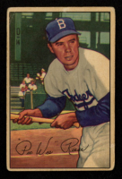 Pee Wee Reese 1952 Bowman #8 at PristineAuction.com