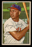Larry Doby 1952 Bowman #115 at PristineAuction.com