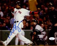 Manny Ramirez Signed Red Sox 8x10 Photo (JSA COA) at PristineAuction.com