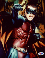"""Chris O'Donnell Signed """"Batman Forever"""" 8x10 Photo (PSA COA) at PristineAuction.com"""