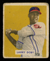 Larry Doby 1949 Bowman #233 at PristineAuction.com