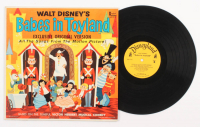 "Vintage 1961 Walt Disney's ""Babes in Toyland"" Vinyl LP Record at PristineAuction.com"