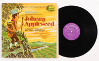 "Vintage 1971 Walt Disney's ""Johnny Appleseed"" Vinyl LP Record at PristineAuction.com"