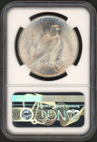1923 $1 Peace Silver Dollar (NGC Mint Error MS 63) at PristineAuction.com