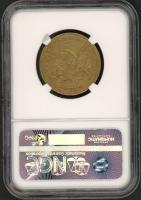 1849 $10 Ten Dollars Liberty Head Eagle Gold Coin (NGC XF 40) at PristineAuction.com