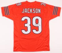 Eddie Jackson Signed Jersey (JSA Hologram) at PristineAuction.com