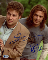 "James Franco & Seth Rogen Signed ""Pineapple Express"" 8x10 Photo (Beckett COA) at PristineAuction.com"