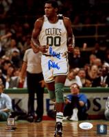 Robert Parrish Signed Celtics 8x10 Photo (JSA COA) at PristineAuction.com