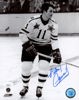 Gilbert Perreault Signed Sabers 8x10 Photo (JSA COA) at PristineAuction.com