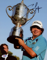 Jason Dufner Signed 8x10 Photo (PSA COA) at PristineAuction.com