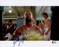 "Dennis Haysbert Signed ""Major League"" 8x10 Photo (Beckett COA) at PristineAuction.com"