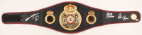 Roberto Duran, Tommy Hearns & Sugar Ray Leonard Signed World Boxing Association Belt (Beckett COA) at PristineAuction.com