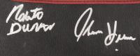 Roberto Duran, Tommy Hearns & Sugar Ray Leonard Signed World Boxing Association Belt (Beckett COA) at PristineAuction.com