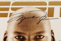 Michael Jordan Signed ESPN 16x24 Custom Framed Magazine Cover Display (UDA Hologram) at PristineAuction.com