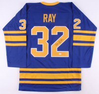 Rob Ray Signed Jersey (JSA COA) at PristineAuction.com