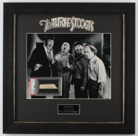 "Ted Healy Signed ""The Three Stooges"" 21x22 Custom Framed Cut Display (PSA Encapsulated) at PristineAuction.com"