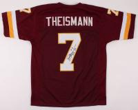 "Joe Theismann Signed Jersey Inscribed ""MVP 83"" (JSA COA) at PristineAuction.com"