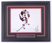 Ilya Kovalchuk Signed Devils 18.25x22.25 Custom Framed Photo Display (JSA Hologram) at PristineAuction.com