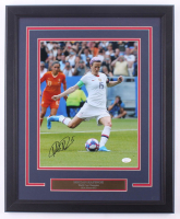 Megan Rapinoe Signed Team USA 18.25x22.25 Custom Framed Photo Display (JSA COA) at PristineAuction.com
