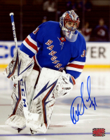 Igor Shestyorkin Signed Rangers 8x10 Photo (YSMS COA) at PristineAuction.com