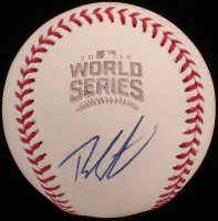 Theo Epstein Signed 2016 World Series Baseball (JSA COA) at PristineAuction.com