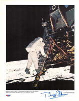 Buzz Aldrin Signed 11x14 Photo (PSA LOA) at PristineAuction.com