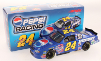 Jeff Gordon LE #24 DuPont / Looney Tunes 2001 Monte Carlo 1:24 Scale Clear Die-Cast Car at PristineAuction.com