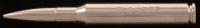4 Ounce Titanium .50 BMG Design Bullion Bullet at PristineAuction.com
