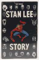 "2019 ""The Stan Lee Story"" Book at PristineAuction.com"
