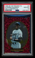 Vladimir Guerrero 1995 SP Top Prospects #7 (PSA 10) at PristineAuction.com