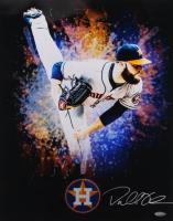 Dallas Keuchel Signed Astros 16x20 Photo (TriStar Hologram) at PristineAuction.com