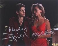 "Michael Imperioli & Drea DiMatteo Signed ""The Sopranos"" 8x10 Photo (MAB Hologram) at PristineAuction.com"