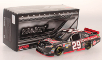 Kevin Harvick NASCAR LE #29 Budweiser 2012 Impala Galaxy 1:24 Scale Die Cast Car at PristineAuction.com